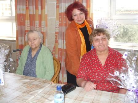 Visit to St. Vincent De Paul Residential Home