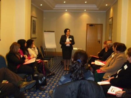 Workshop on corporate volunteering